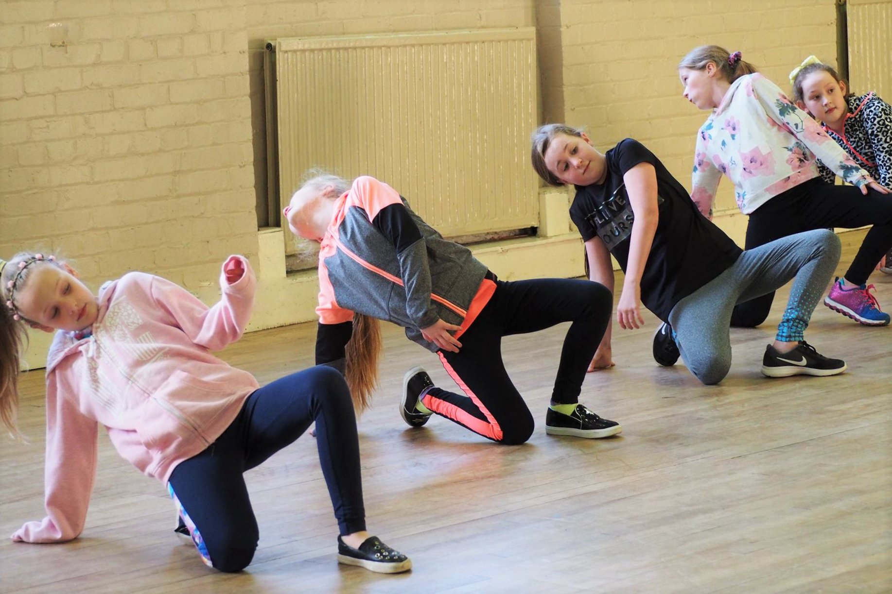 Street Dance classes for kids of all ages at SK Dance Studio, Wigan