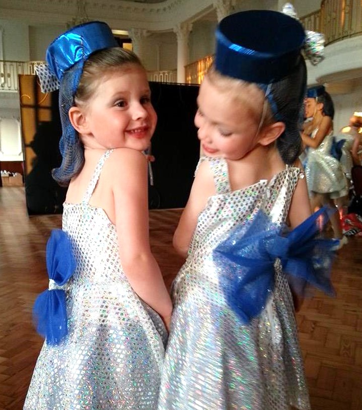 Little tappers at SK Dance Studio