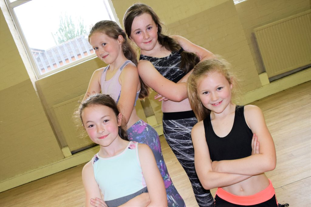 Street Dance classes for children and teenagers at SK Dance Studio, Wigan