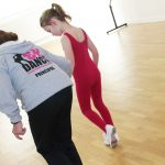 Dance class at SK Dance Studio Wigan