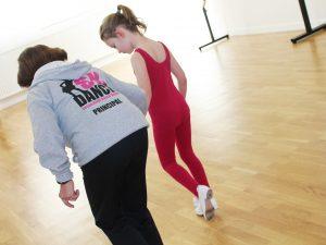 Dance class at SK Dance Studio Wigan