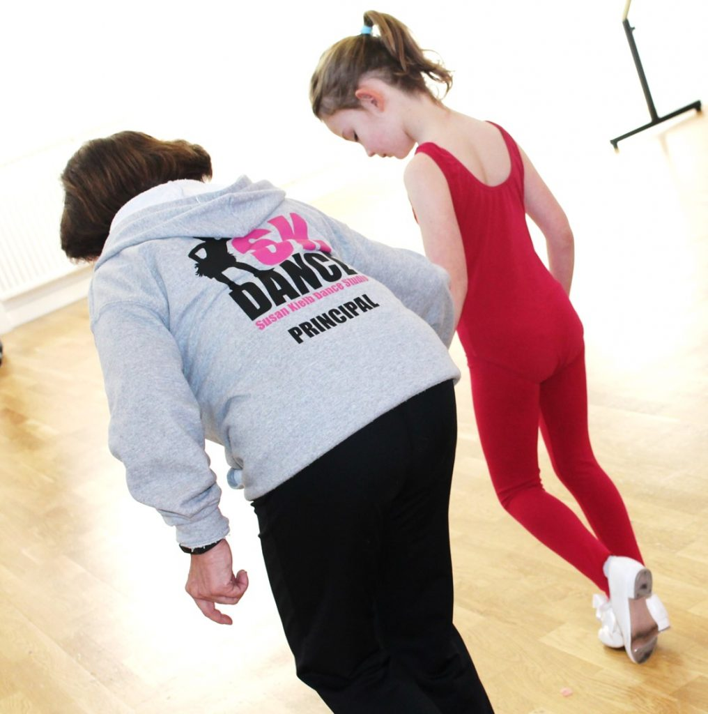 Fully qualified dance teachers at SK Dance Studio Wigan