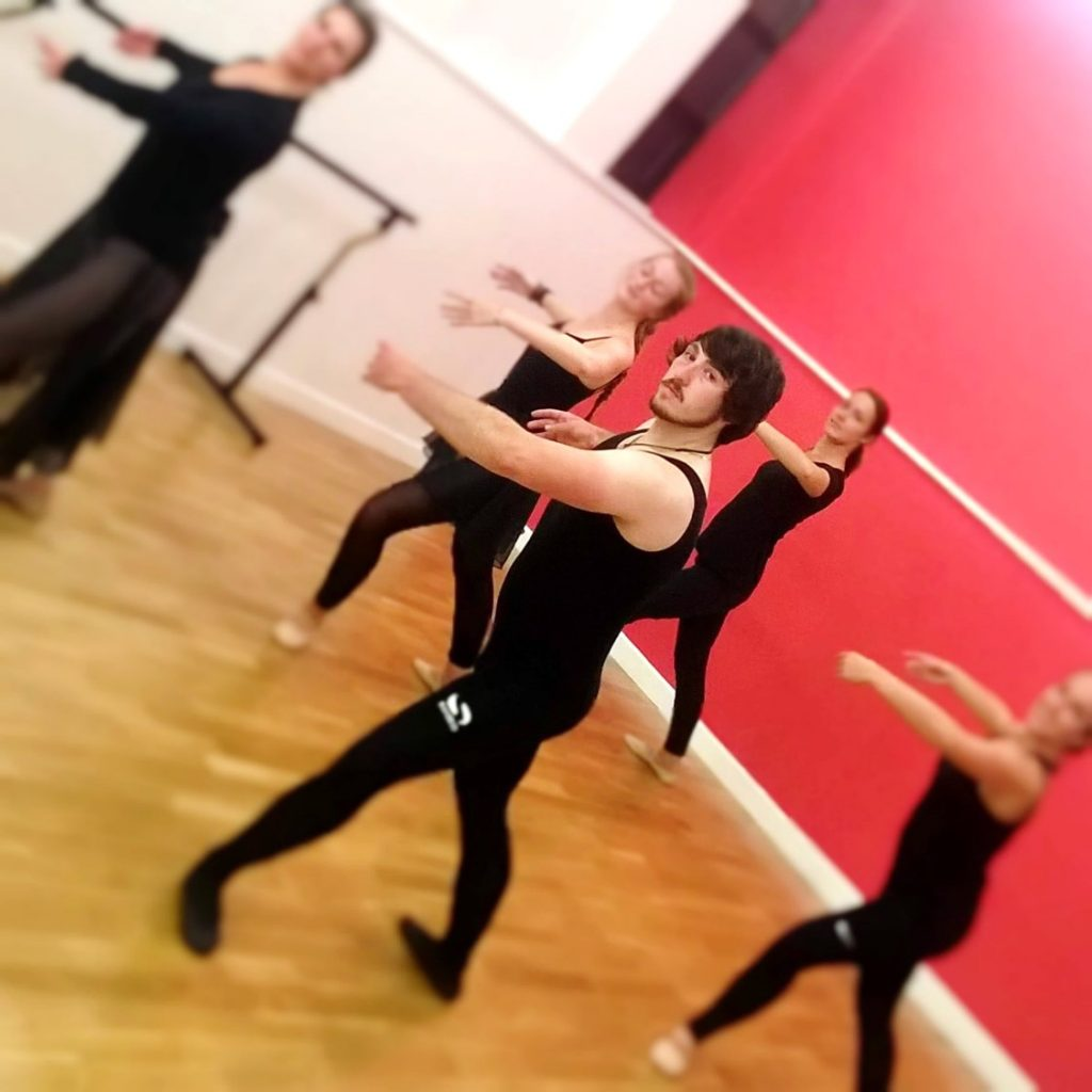 Adult ballet for men and women at SK Dance Studio Wigan