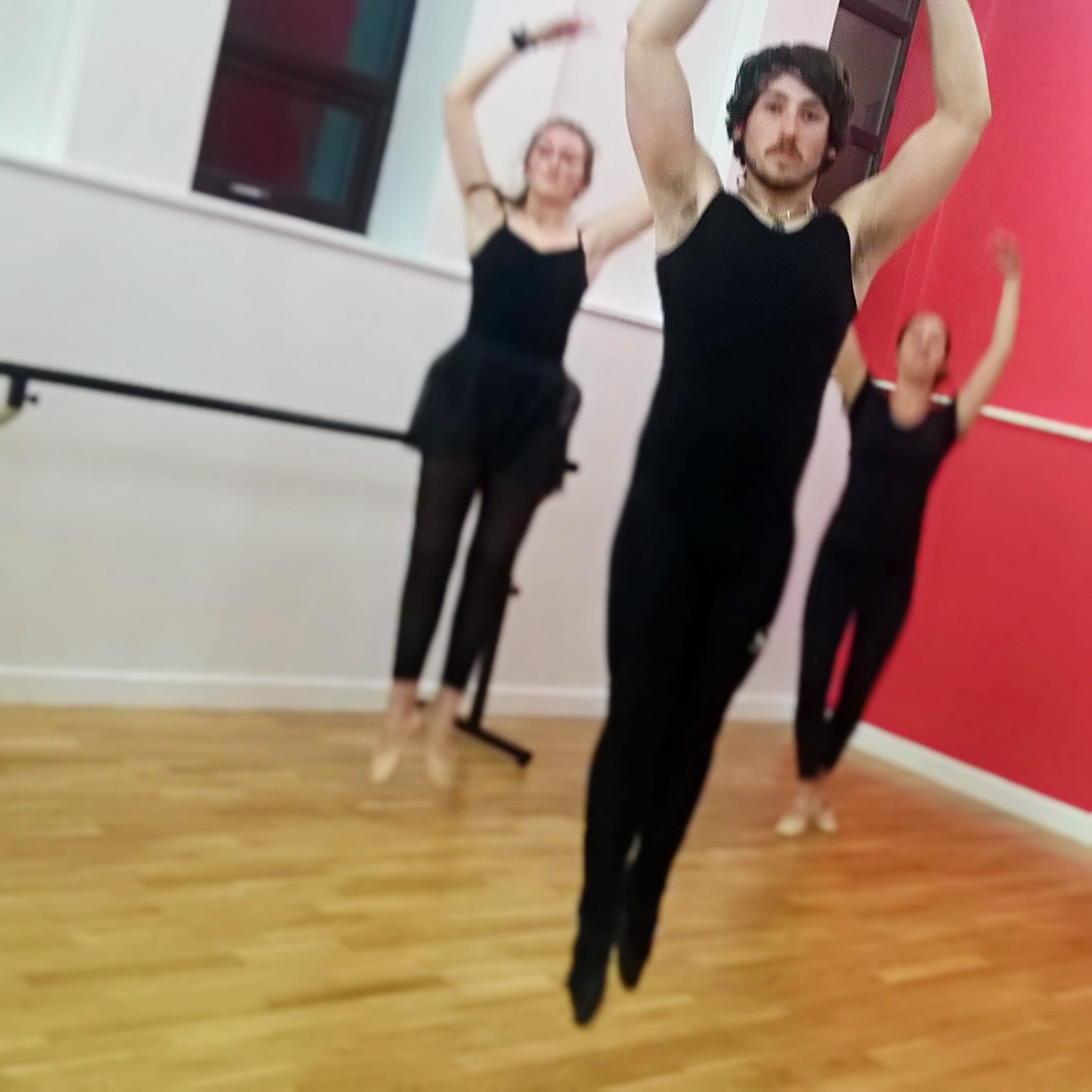 Adult Ballet Class for men and women at SK Dance Studio Wigan
