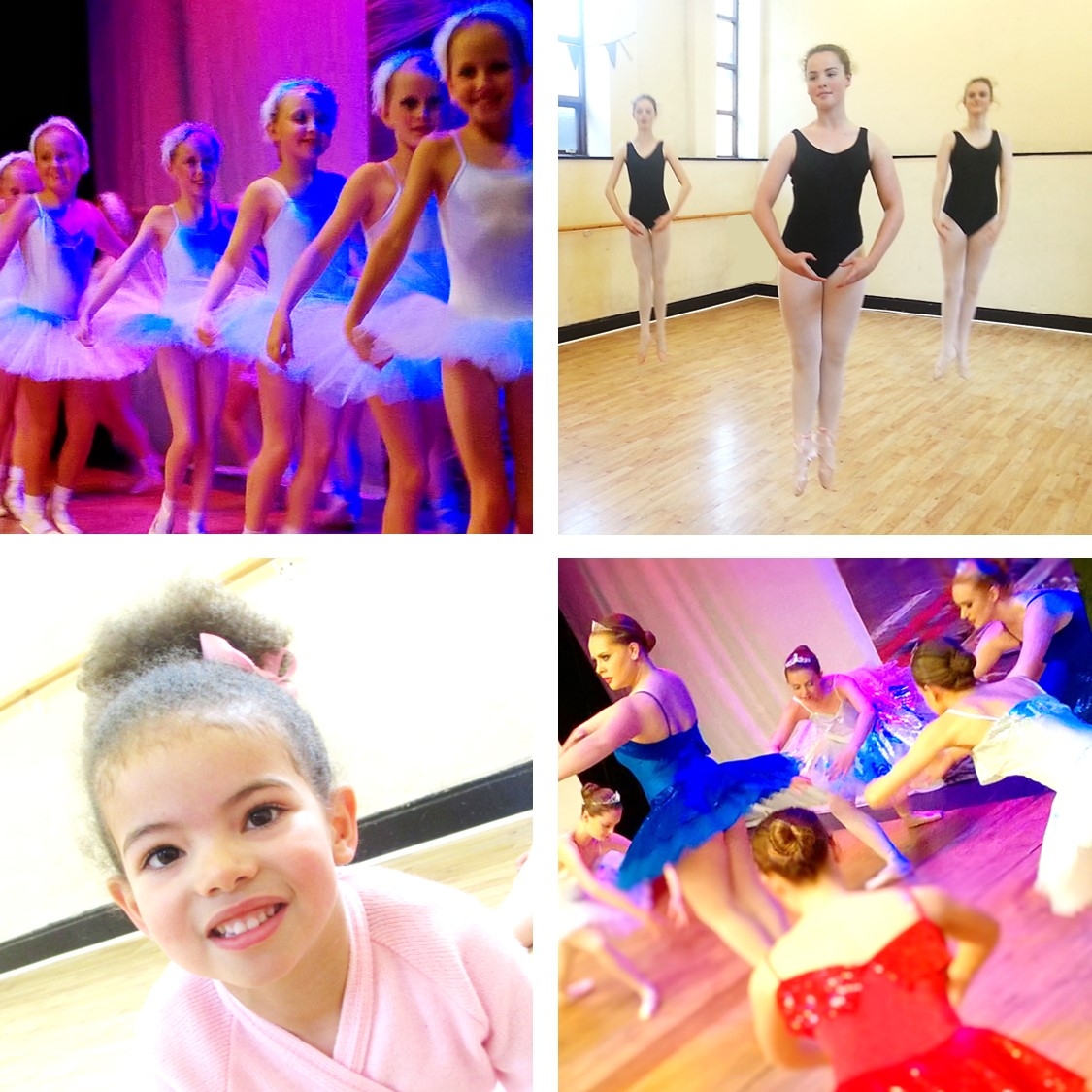 Classical ballet classes for children through to adults at SK Dance Studio, Appley Bridge, Wigan