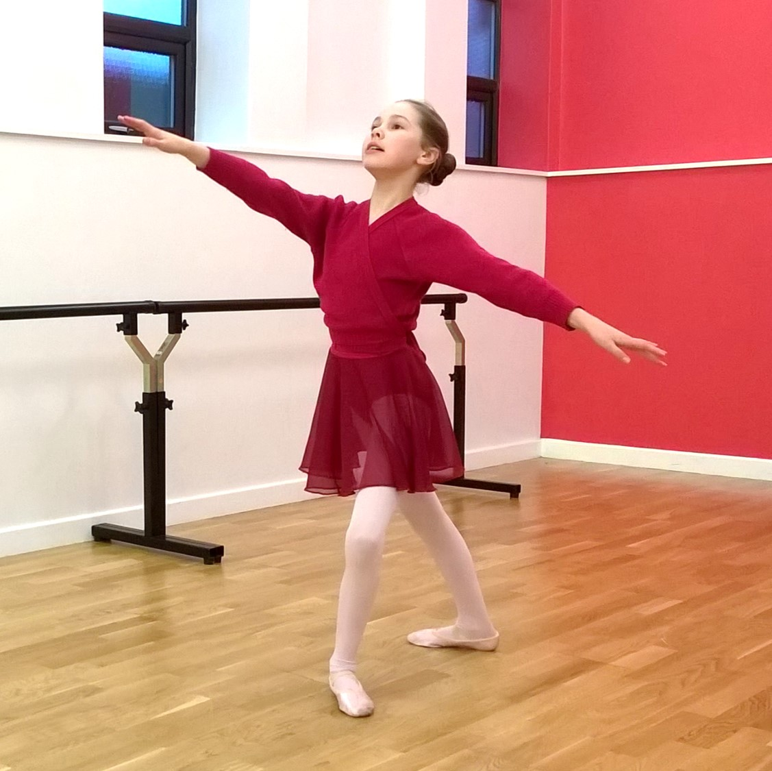 ISTD Ballet syllabus classes at SK Dance Studio, Appley Bridge, Wigan