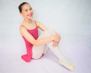 SK Dance Studio ballet pupil wins place on Cecchetti Ballet Associates Programme