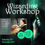 Wizarding Workshop - Musical Theatre workshop at SK Dance Studio