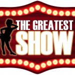 SK Dance Studio presents Greatest Show Logo