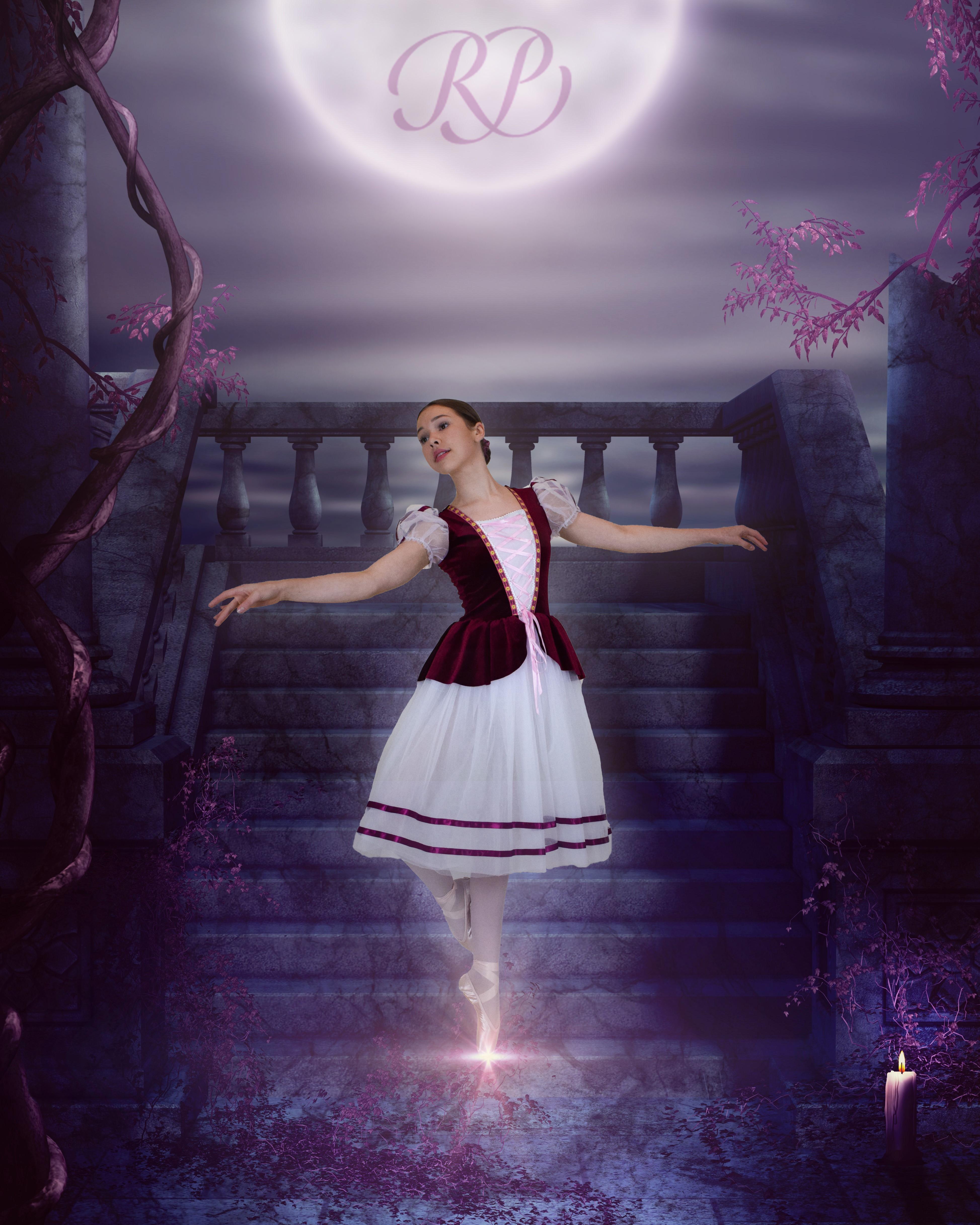 Russian Pointe Brand ballet ambassador